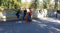 Первое в Украине велоСТО установлено в Харькове