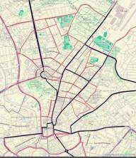 И снова о велодорожках в городах Украины.
