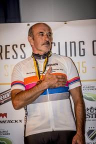 Чемпион Мира по велоспорту - украинский журналист.