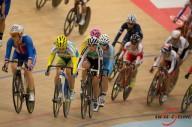 Третий день Чемпионата Европы по велоспорту.Трек.