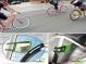 Bike contrail