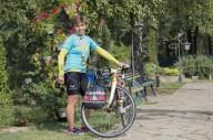 64-летняя харьковчанка - чемпионка мира в дуатлоне