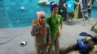 Юные харьковчане победили на BoulderKIDS.