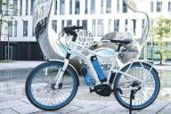 В Германии разработали водородный велосипед