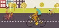 Украина строит велоинфраструктуру