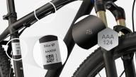 Bike-ID против угона велосипеда.