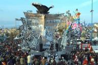 В Венеции начался традиционный карнавал.