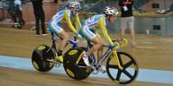 Зимний чемпионат Украины во Львове (велотрек)