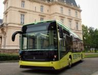 Перший електробус виїде на дороги Львова.