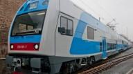 Двухэтажный поезд  Skoda снова на маршруте