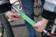 4000 желающих ехать велосипедом на работу зимой.