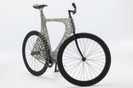 Велосипед с помощью инновационной 3D печати