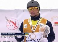 Украинский спортсмен выиграл хрустальный глобус