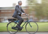 На работу на велосипеде? Получите премию