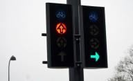 Умные светофоры в Дании