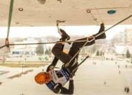 Чемпионат по ледолазанию пройдет в Харькове
