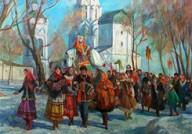 В Харьковском историческом музее покажут Масленицу