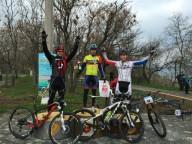 Итоги I этапа чемпионата Украины в Одессе (МТБ)