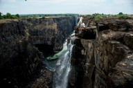 Покорение водопада Виктория