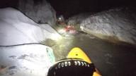 Сплав по подземной горной реке в Мексике