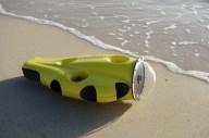Создан подводный дрон для дайверов