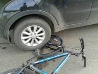 Проведена аналитика причин наезда на велосипедиста
