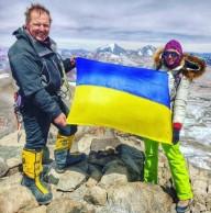 Украинка поднялась на Эверест
