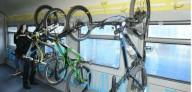 В Украине запустили первый веловагон