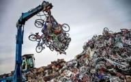 в Одессе уничтожат 11 тысяч велосипедов?