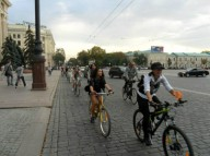 Женский велопарад в Харькове (исторические факты)