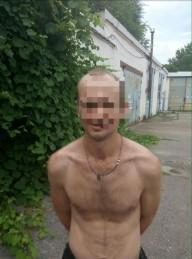 Харьковские копы задержали похитителя велосипеда.