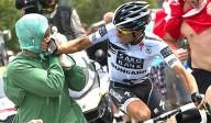 Скандал на «Тур де Франс»
