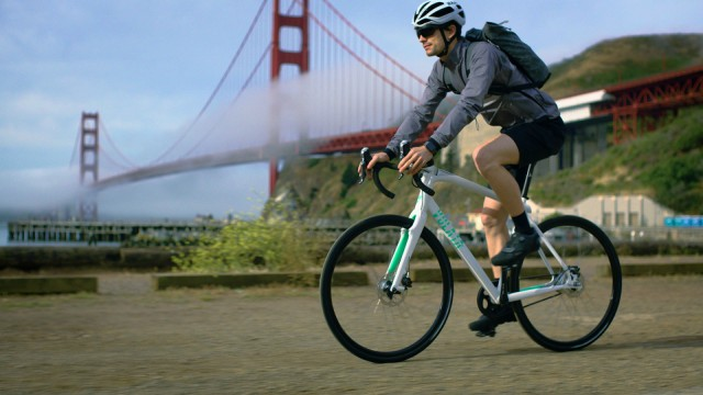 Велосипед будущего Volata Cycles