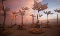 В США проходит 30-й фестиваль Burning Man