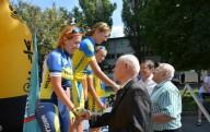 На Харьковщине прошел Кубок Украины по велоспорту на шоссе