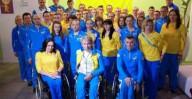 Харьковчане завоевали медали Паралимпиады