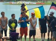 Украинцы победили на чемпионате мира по вейкбордингу