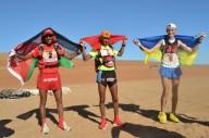 Евгений Глыва начал Oman Desert Marathon