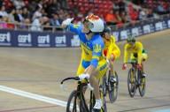 Басова взяла второе серебро на Кубке мира в Глазго