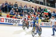 Украинские велосипедисты завоевали два золота