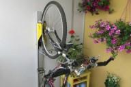 Новая супер удобная станция для велосипеда прямо в доме