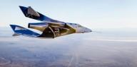 Туристический космоплан VSS Unity совершил первый полет