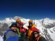 Одесситы стали лучшими альпинистами Украины