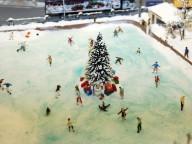 В Харькове откроют новогодний каток
