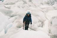 Путешественница в одиночку дошла из Польши до Южного полюса