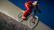 Новый рекорд скоростного спуска на горном велосипе