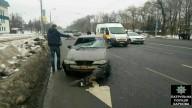 На Белгородском шоссе сбили велосипедиста
