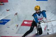 Чемпионат Украины по ледолазанию в Харькове