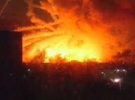 В Балаклее взорвался арсенал - идёт эвакуация