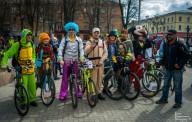 Полтавські велолюбителі відкрили велосезон 2017